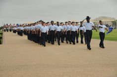 The service trains 35,000 new recruits each year. CNET Road Trip 2014 visits Lackland Air Force Base in San Antonio to see what the Airman's Creed is all about.