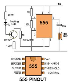 electronic circuit projects battery desulfator circuit explained rh pinterest com