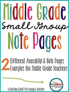 The Hungry Teacher: Guided Reading and Small Groups in Middle School PART I