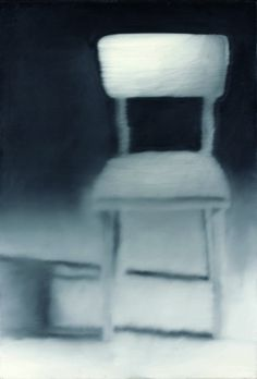Gerhard Richter, 1965. I have always loved chairs.