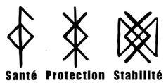 Résultats de recherche d'images pour «symbole talisman et rune»