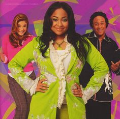 Our Disney Channel memories Monster High, Old Disney Shows, Best Kid Movies, Raven Symone, That's So Raven, Rihanna Photos, Kids Series, Disney Stars, Early 2000s