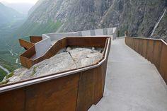 Trollstigplatået by Reiulf Ramstad Architects