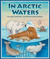 ArcticWaters many preschool printables on Arctic animals