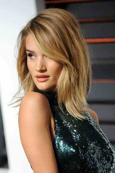 rosie huntington-whiteley hair - Google Search