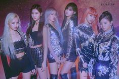 EVERGLOW released their comeback MV titled Dun Dun from their mini album (Reminiscence). You can watch their MV below, after the Reminiscence concept photos. K Pop, Kpop Girl Groups, Korean Girl Groups, Kpop Girls, Mini Albums, Teaser, Mode Kpop, K Drama, Rapper
