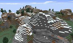 Minecraft Mountain Seeds