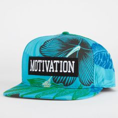MOTIVATION Collegiate Mens Snapback Hat 217543200 | Snapbacks | Tillys.com