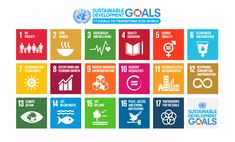 What is all this talk of the 'Global Goals' and how do I learn more?