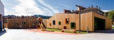 Gallery of New Building for Nursery and Kindergarten in Zaldibar / Hiribarren-Gonzalez + Estudio Urgari - 6