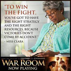 War Room quote