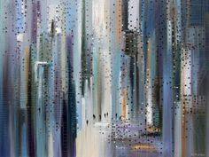 Urban Reflections, 90x120