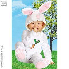 Disfraz de Conejo #infantil #disfraces