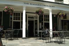 The Ragged Trousers, The Pantiles, Tunbridge Wells. Tunbridge Wells, Places To See, Sweet Home, Hotels, Trousers, England, Cottage, Wellness, Outdoor Decor