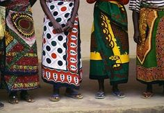 PRINTS  #colorful #vlisco #africanprints #waxprint