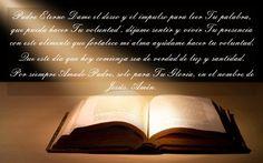 Ezequiel 2:8  Mas tú, hijo de hombre, oye lo que yo te hablo; no seas rebelde como la casa rebelde; abre tu boca, y come lo que yo te doy.