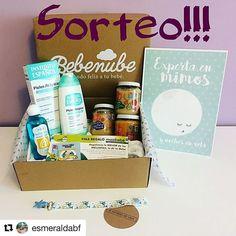 Hoy os traemos el sorteo de @esmeraldabf ! Pasaos por su bio y podréis llevaros una cajita de Bebenube!  Suerte a todas!  SORTEO A LA VISTA!!!! Hola amig@as!! Próximamente sortearé esta maravillosa cajita de @bebenube !!!  Yo tengo mi suscripción anual con ellos y estamos encantados con sus productos y regalitos para Martín!!! Y por eso quiero compartirlo con vosotr@s... Requisitos??? Seguir a una servidora y a @bebenube  por IG. Estar suscrito a mi canal de youtube Egamar... (En mi Bio…