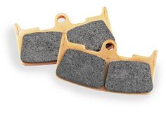 EBC Brakes FA363HH Disc Brake Pad Set Made using high pressure die cast aluminum platforms with bonded brake linings. All shoes are radius ground and edge trimmed. Features lead in and lead out chamfers at lining ends. Original equipment style brake shoe springs included.  #EBCBrakes #AutomotivePartsAndAccessories