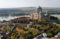 Esztergom. Hungary