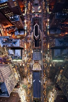 Manhattan, NYC photography from the top!