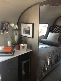 camper interior decorating