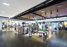 Shinsegae Department Store, Uijeongbu, South Korea - Young Fashion department 2