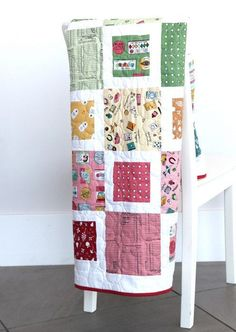Fast & Free Five & Dime Quilt Tutorial