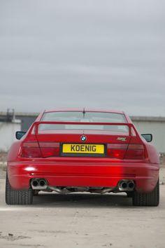BMW 850i Koenig KS8 Special