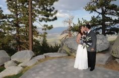 What an incredible view! Dreaming of a destination wedding in a gorgeous location? South Lake Tahoe is the place where your dream wedding comes to life, any season of the year. This couple chose The Ridge Tahoe in South Lake Tahoe for their destination wedding -- why don't you? #destinationwedding #Tahoewedding www.tahoeweddingsites.com