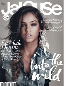 Love this magazine cover!