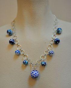 Lampwork beads by flouret paris