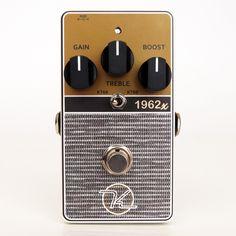 Keeley Electronics 1962x British Overdrive
