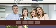 #sesamewebdesign #sds #dental #responsive #larrabee #brown #purple #serif #green