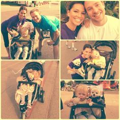 Melissa Rycroft and Family Strut Their Stuff for a Good Cause!