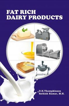 Agriculture Books, Fat Rich Dairy Products, Online Bookstore www.nipabooks.com