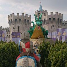 12 alternativas de parques de diversão além da Disney World - Legoland (em vários locais do mundo)