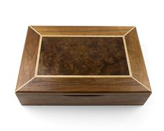 These document boxes measure in at x x an fit or US Letter sized documents. The interiors are finished in a black velvet fabric. Large Jewelry Box, Wooden Jewelry Boxes, Jewellery Boxes, Wooden Boxes, Walnut Burl, Maple Burl, Black Velvet Fabric, Wood Work, Keepsake Boxes