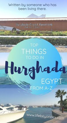 The best things to do in Hurghada Egypt. Where to go and what to do in Hurghada? Full list of top things to do with family, kids, friends and couples. Places In Egypt, Places To Visit, Hurghada Egypt, Modern Egypt, Egypt Culture, Egypt Fashion, Visit Egypt, Egypt Travel, Travel Info