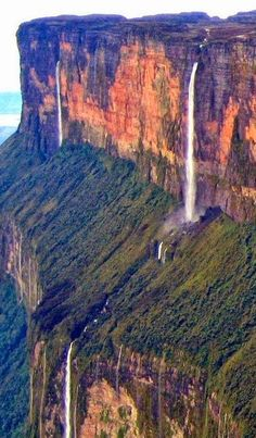 The Mind-Blowing Mount Roraima, Known as Tepuy Roraima and Cerro Roraima!América do Sul, Brasil