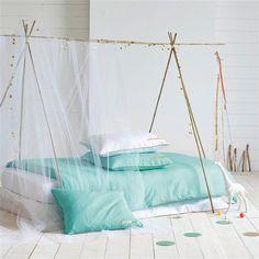 Funda nórdica 100% lino lavado Xarope