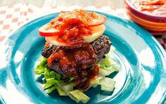 Chili Burgers | Paleo Leap