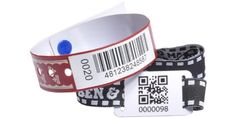 Funky wristbands for a great event