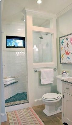 amazing Small Bathroom Remodel and makeover before and after: Keep It Simple include shower, tile, On a budget, vanity, with tub, layout, shower, farmhouse, DIY, Space saving, etc #simplebathroomremodel #simplebathroomremodeling #bathroomremodelbeforeandafter