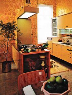 """thegikitiki: """"1970s Kitchen """""""