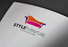 Style Furniture Logo by Esse Logo Studio on Creative Market