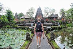 Water Temple Ubud, Bali #Bali #Ubud #WaterTemple