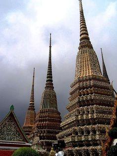 Temple in Bangkok #travel #thailand #bangkok