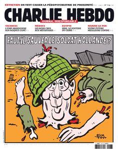 Charlie-Hebdo - semaine du 4 juin 2014 - Riss