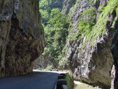 Bicaz Canyon in Cheile Bicazului-Hășmaș National Park Holiday Travel, Romania, Waterfall, National Parks, Journey, Australia, Places, Outdoor, Mai