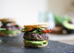 This make ahead Breakfast Sandwich is a simple and healthy recipe you can prepare ahead of time and quickly assemble for a breakfast on the go.
